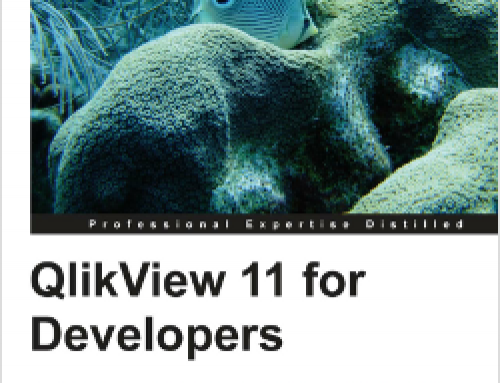 QlikView 11 for Developers: What's Inside?